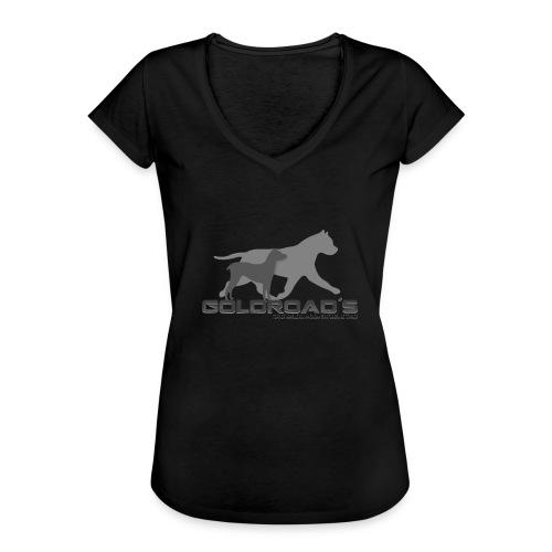 Goldroads - Vintage-T-shirt dam