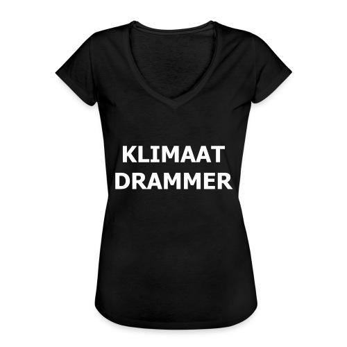 Klimaat Drammer - Women's Vintage T-Shirt