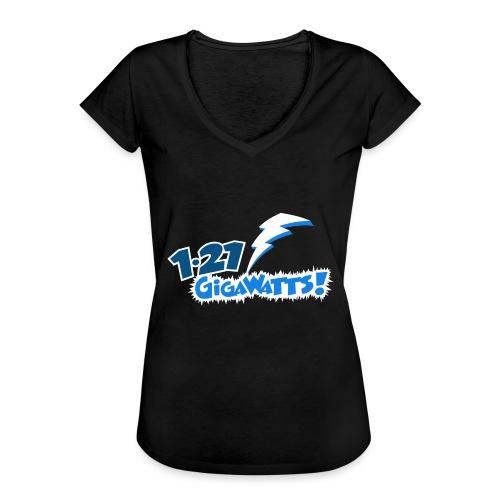 1.21 Gigawatts - Women's Vintage T-Shirt