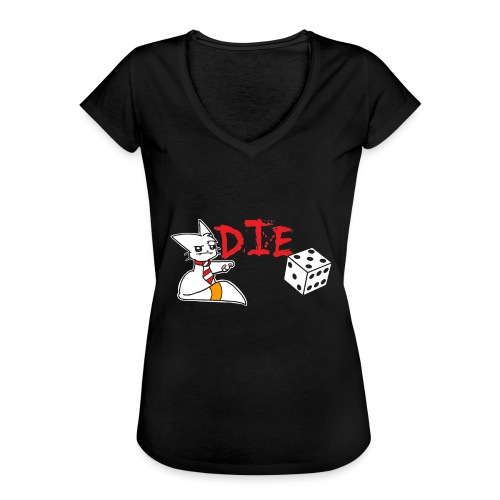 DIE - Women's Vintage T-Shirt