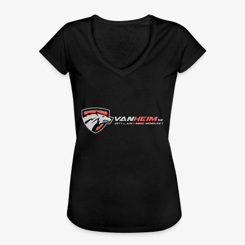 Vanheim liten - Vintage-T-shirt dam