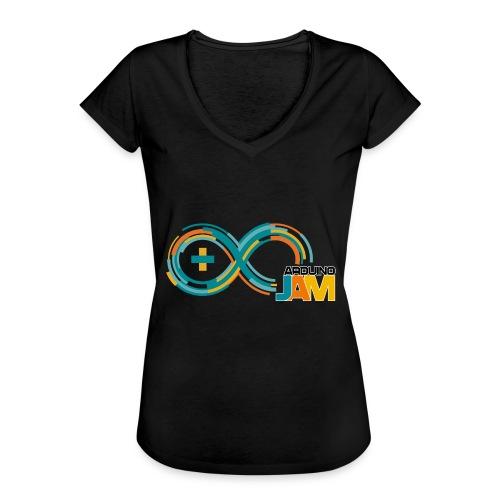 T-shirt Arduino-Jam logo - Women's Vintage T-Shirt