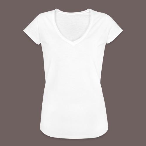 GBIGBO zjebeezjeboo - Rock - Traversant Blanc - T-shirt vintage Femme