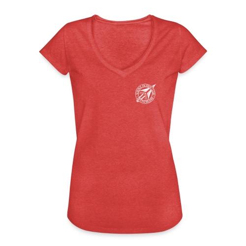 sfcdlogo - Frauen Vintage T-Shirt