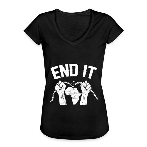 BANTU édition - T-shirt vintage Femme