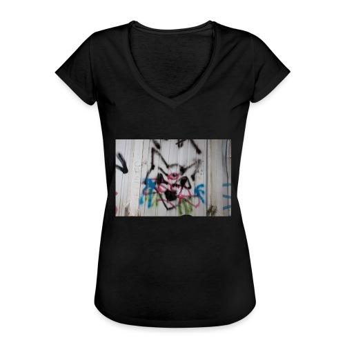 26178051 10215296812237264 806116543 o - T-shirt vintage Femme
