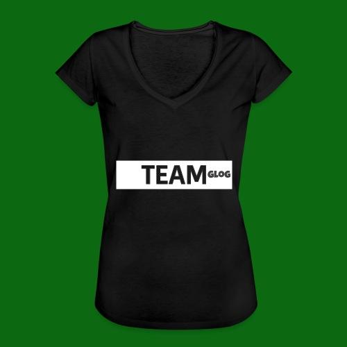 Team Glog - Women's Vintage T-Shirt