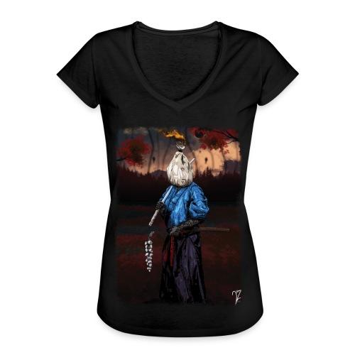 Kinchakumi - T-shirt vintage Femme
