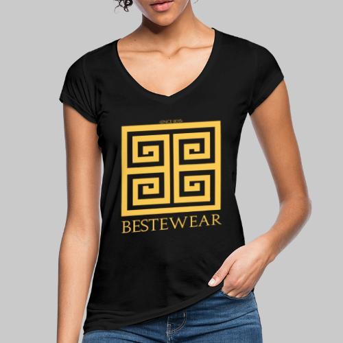 #Bestewear-DRIP - Frauen Vintage T-Shirt