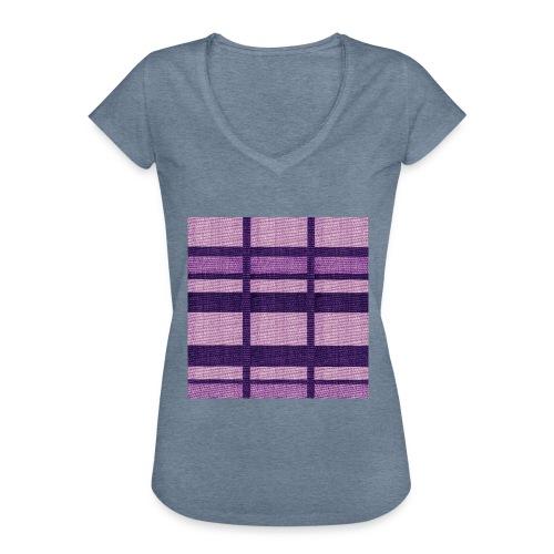 puplecolor tank top - Women's Vintage T-Shirt