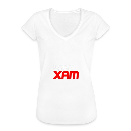 Ispep XAM - Women's Vintage T-Shirt