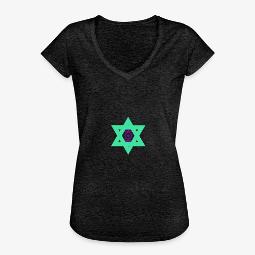Star eye - Women's Vintage T-Shirt