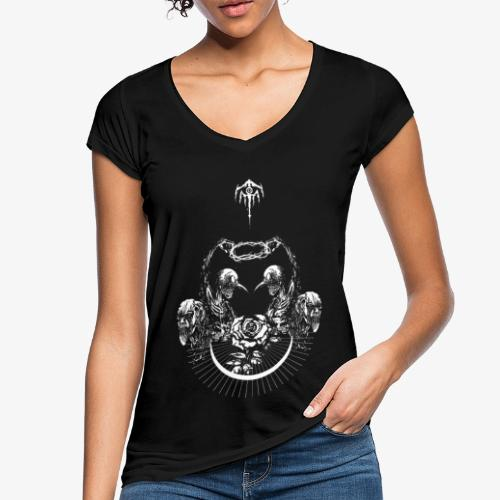 Nocturn design 2 - T-shirt vintage Femme