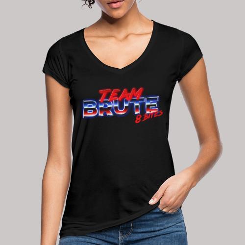 Team BRUTE Red - Women's Vintage T-Shirt