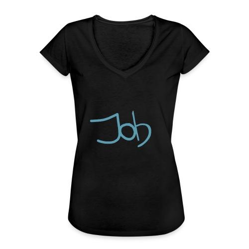 Job - Vrouwen Vintage T-shirt