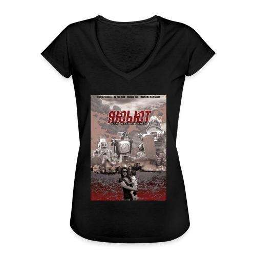 Ka bots - Vrouwen Vintage T-shirt