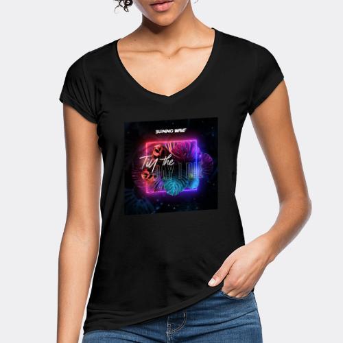 Burning Wave - Till the day I die - T-shirt vintage Femme
