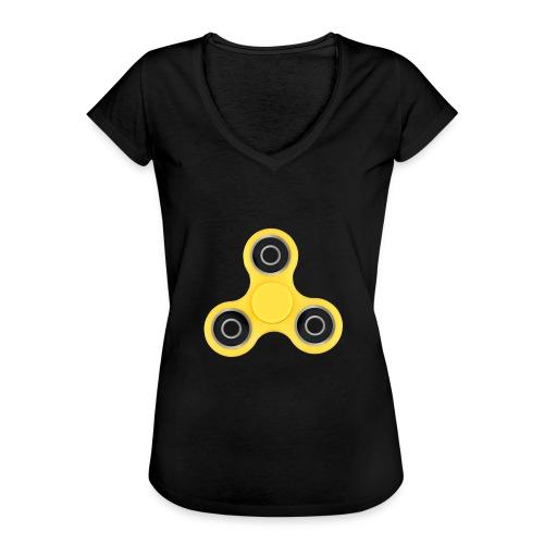 Hand Spinner - T-shirt vintage Femme