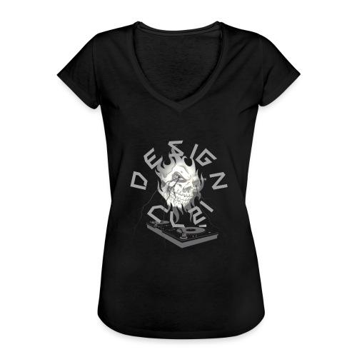 tuffer 3 - T-shirt vintage Femme