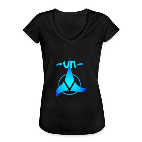 UNNICK Logo - Frauen Vintage T-Shirt