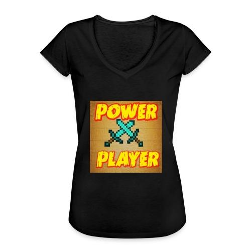 NUOVA LINEA POWER PLAYER - Maglietta vintage donna