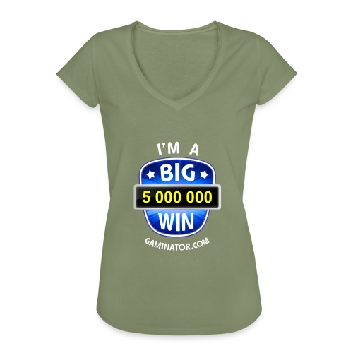 Big Win - Women's Vintage T-Shirt