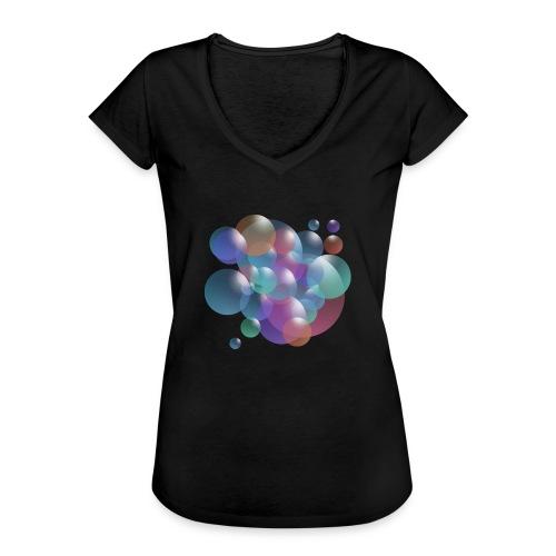 bubble - Frauen Vintage T-Shirt