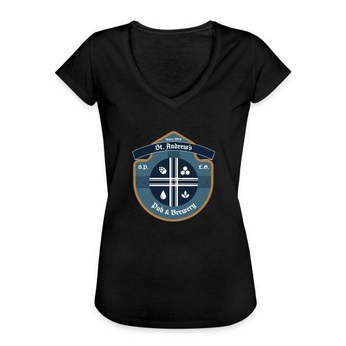 St Andrews T-Shirt - Maglietta vintage donna