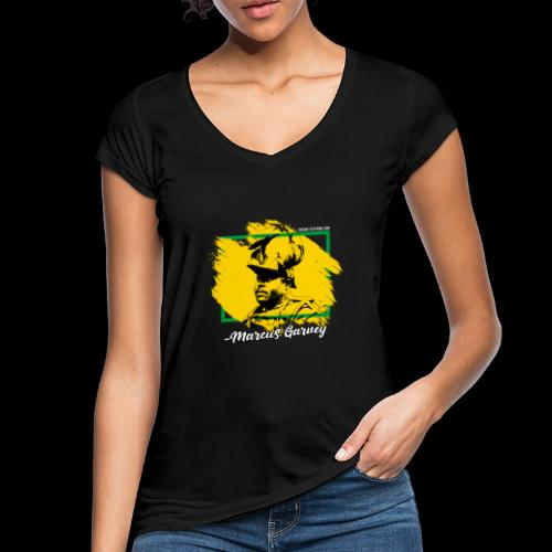MARCUS GARVEY by Reggae-Clothing.com - Frauen Vintage T-Shirt