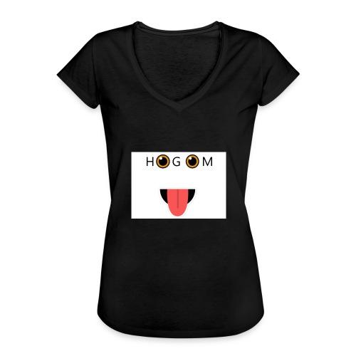 HetGameMisterie Logo - Vrouwen Vintage T-shirt