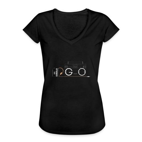 Design S2G new logo - Women's Vintage T-Shirt