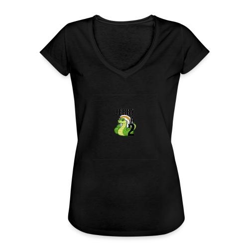chechepent - T-shirt vintage Femme
