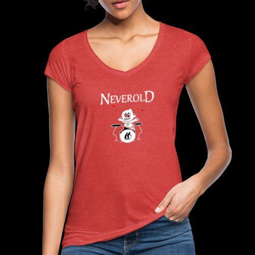 LOGO NEVEROLD - T-shirt vintage Femme