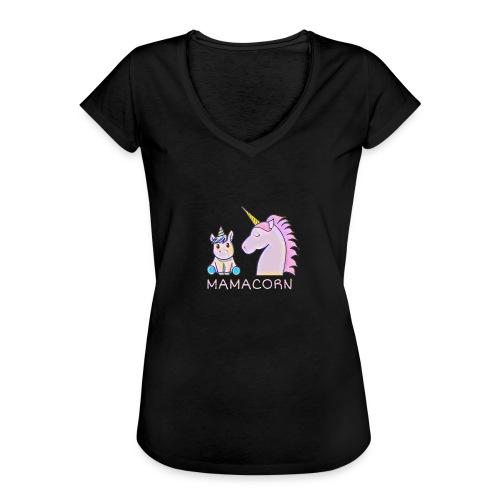 Mamacorn - Women's Vintage T-Shirt
