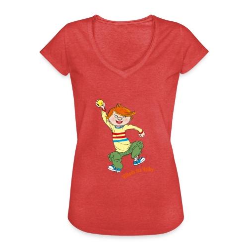 Villads fra Valby - Dame vintage T-shirt
