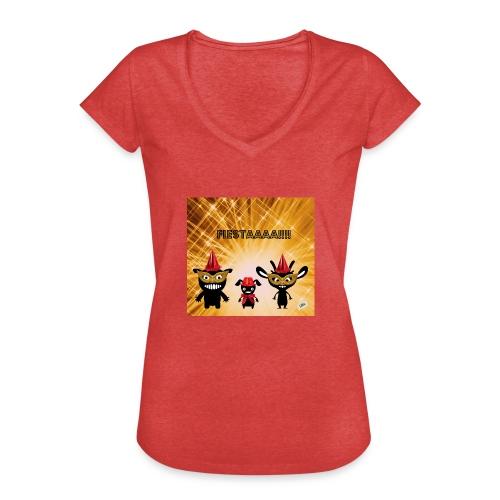 Fiestaaa - T-shirt vintage Femme