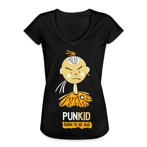 Punkid Bold - Camiseta vintage mujer