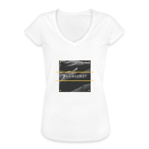 MeinGebiet - Frauen Vintage T-Shirt