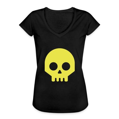 Vikisijästä tekijäksi - Naisten vintage t-paita