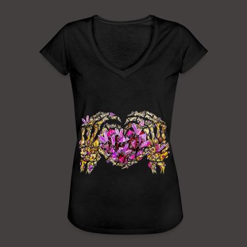 L amour Cristallin Creepy - T-shirt vintage Femme