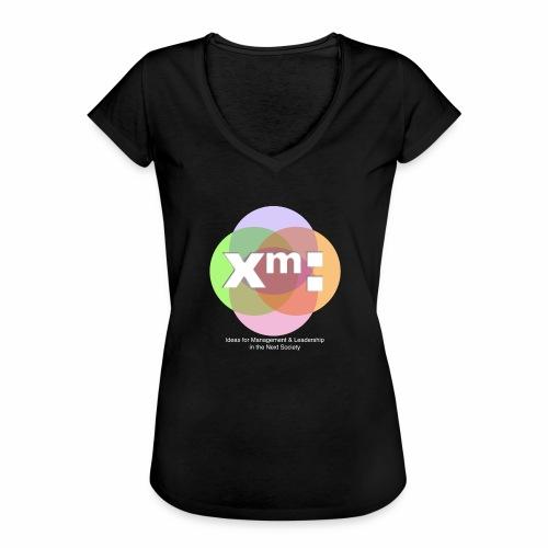 xm-institute - Frauen Vintage T-Shirt