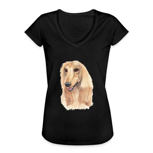 afghanskMynde- A - Dame vintage T-shirt