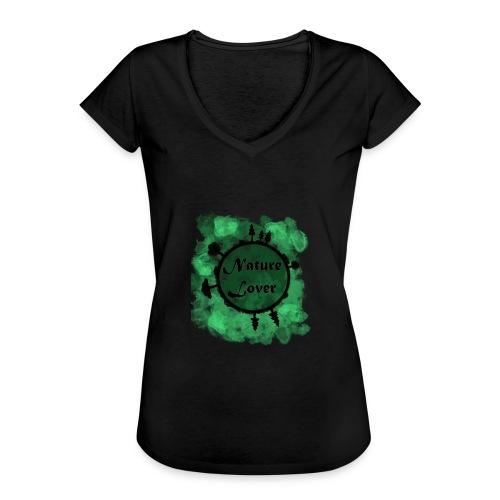 Naturliebhaber - Frauen Vintage T-Shirt