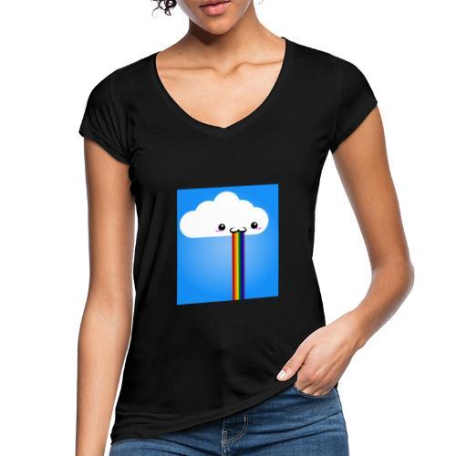 rainbow - Frauen Vintage T-Shirt