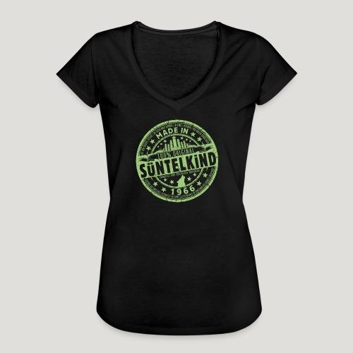 SÜNTELKIND 1966 - Das Süntel Shirt mit Süntelturm - Frauen Vintage T-Shirt