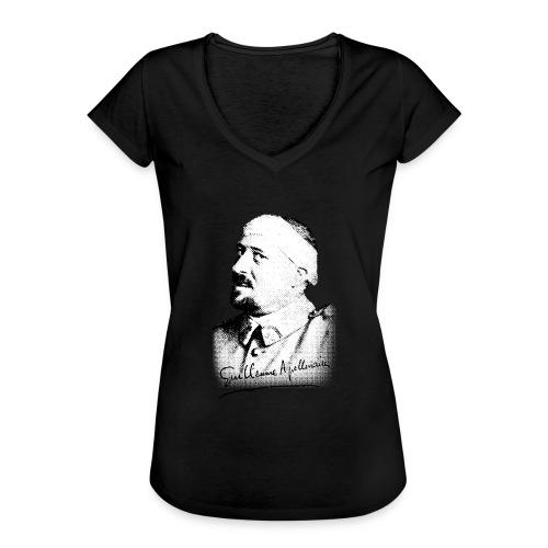Débardeur Femme - Guillaume Apollinaire - T-shirt vintage Femme