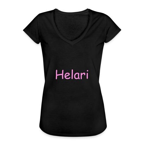 Helari Merch - Naisten vintage t-paita