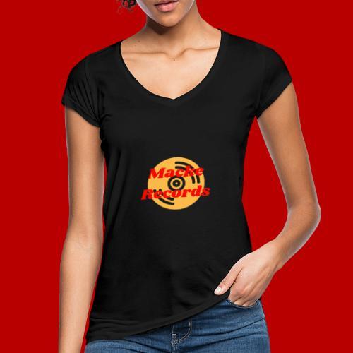 mackerecords merch - Vintage-T-shirt dam