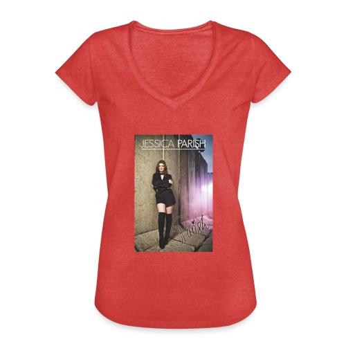Jessica Parish Signature - Frauen Vintage T-Shirt