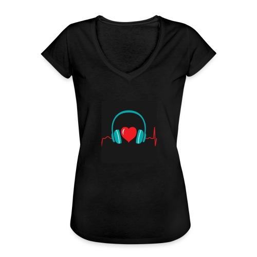 Victoria Sowinska - Women's Vintage T-Shirt